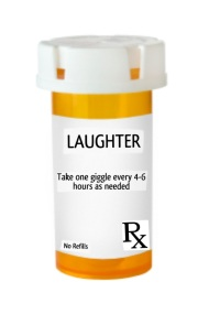 Laughter: Use As Directed