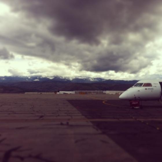 Pangborn airport