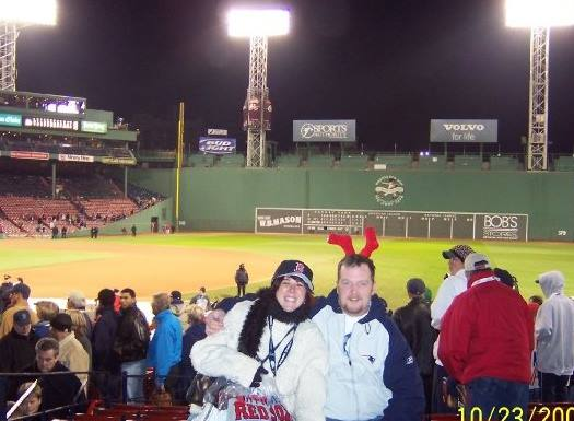 Game 1 - 2004 World Series